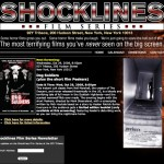 Shocklines Film Series